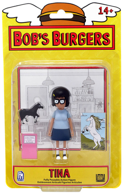 Bob's Burgers Tina Action Figure