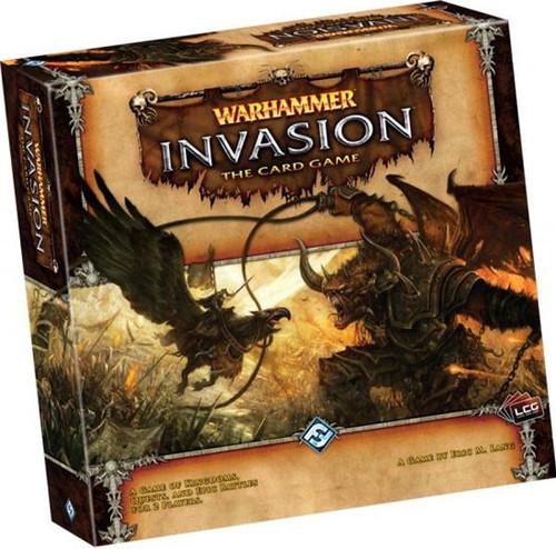 Warhammer Quest Invasion Card Game