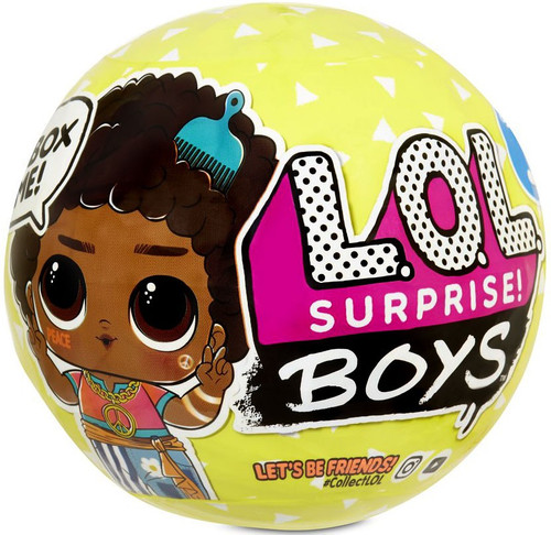 LOL Surprise Boys Series 3 Mystery Pack [Yellow]