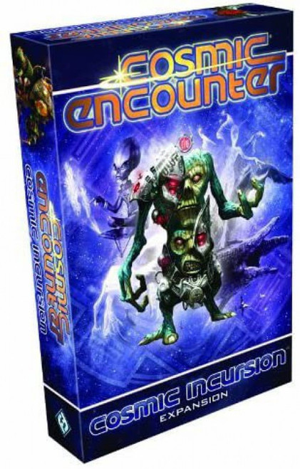 Cosmic Encounter Cosmic Incursion Board Game Expansion