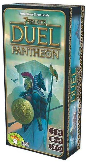 7 Wonders Duel Pantheon Board Game Expansion
