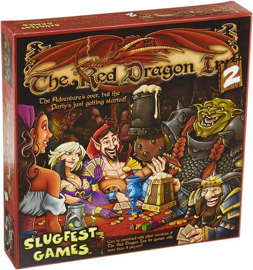 The Red Dragon Inn 2 Game