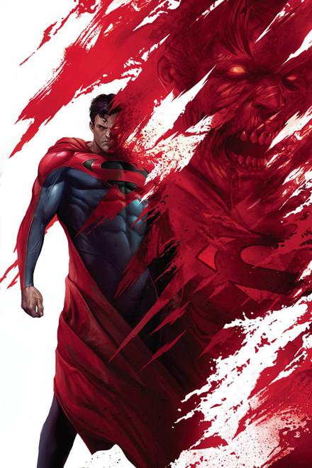 DCeased #2 of 6 Dead Planet Comic Book [Francesco Mattina Variant Cover]