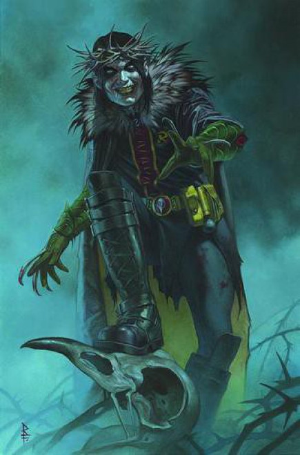 DC Dark Nights #3 of 6 Death Metal Comic Book [Riccardo Federici Variant Cover]