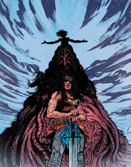 DC Black Label Wonder Woman Dead Earth #4 of 4 Comic Book