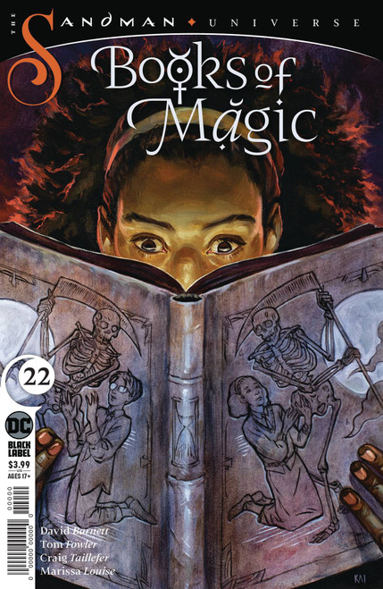DC Books of Magic #22 The Sandman Universe Comic Book