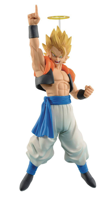 Dragon Ball Z Figuration Super Saiyan Gogeta 6.3-Inch Collectible PVC Figure Vol.1 (Pre-Order ships January)