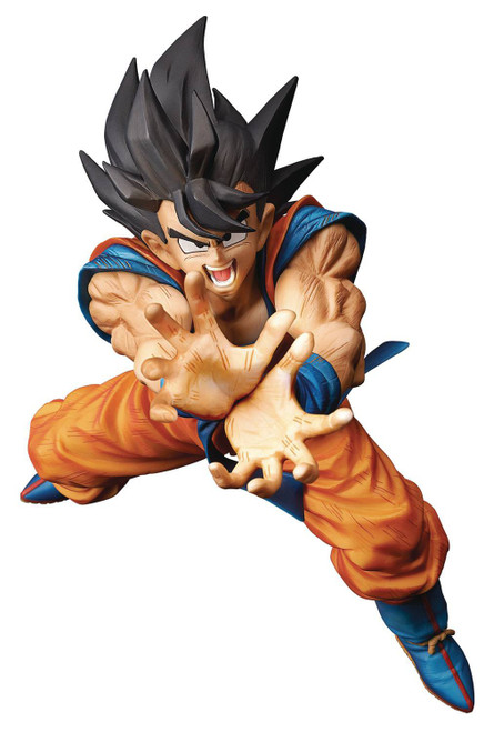 Dragon Ball Z Goku 6.7-Inch Collectible PVC Figure [Kamehameha]