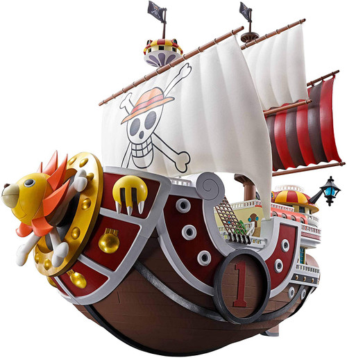 One Piece Tamashii Nations Chogokin Thousand Sunny 13.8 x 15 Die Cast Ship (Pre-Order ships November)