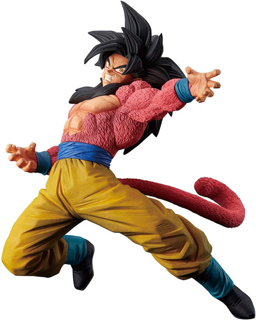 Dragon Ball GT FES!! Super Saiyan 4 Son Goku 8.3-Inch Collectible PVC Figure [Special Version] (Pre-Order ships January)
