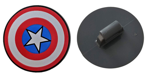 LEGO Marvel Super Heroes Shields Captain America's Shield [Loose]