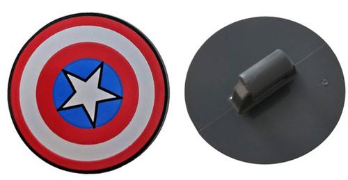 LEGO Marvel Super Heroes Shields Captain America's Shield [Loose]