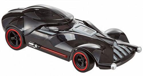 Hot Wheels Star Wars ID Darth Vader Diecast Car