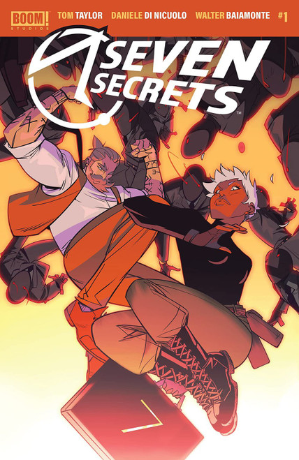 Boom! Studios Seven Secrets #1 Comic Book