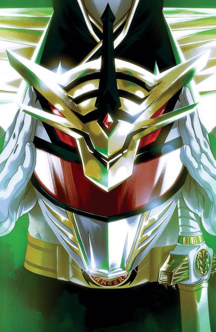 Boom Studios Power Rangers Drakkon New Dawn #1 Comic Book [Foil Variant]