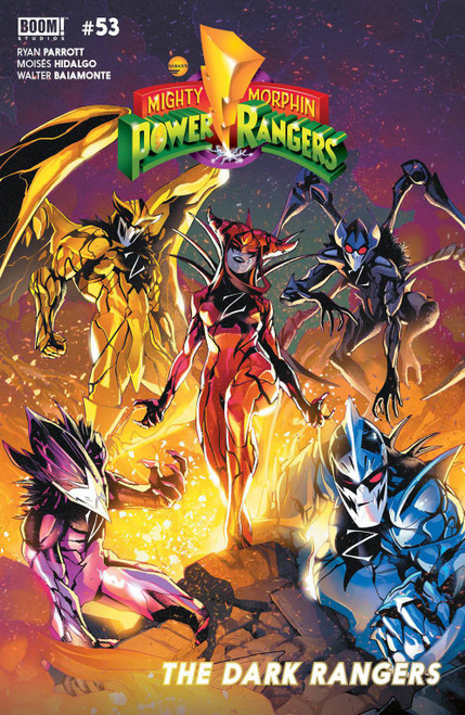 Boom Studios Mighty Morphin Power Rangers #53 Comic Book