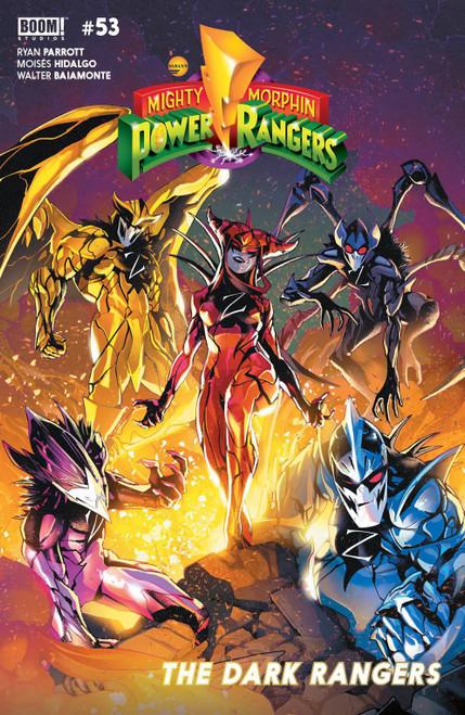 Boom Studios Mighty Morphin Power Rangers #53 Comic Book