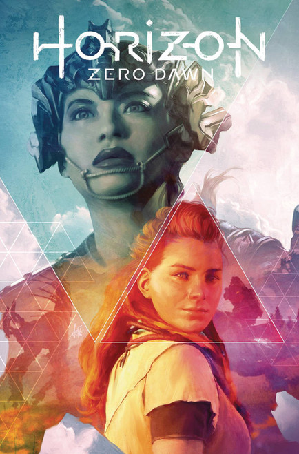 Titan Comics Horizon Zero Dawn #1 Comic Book [Cover A Artgerm]