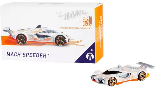Hot Wheels ID Mach Speeder Diecast Car
