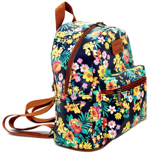 Pokemon Tropical Print Mini Backpack
