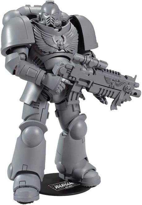 McFarlane Toys Warhammer Space Marine Primaris Intercessor 'AP' Artist Proof Action Figure