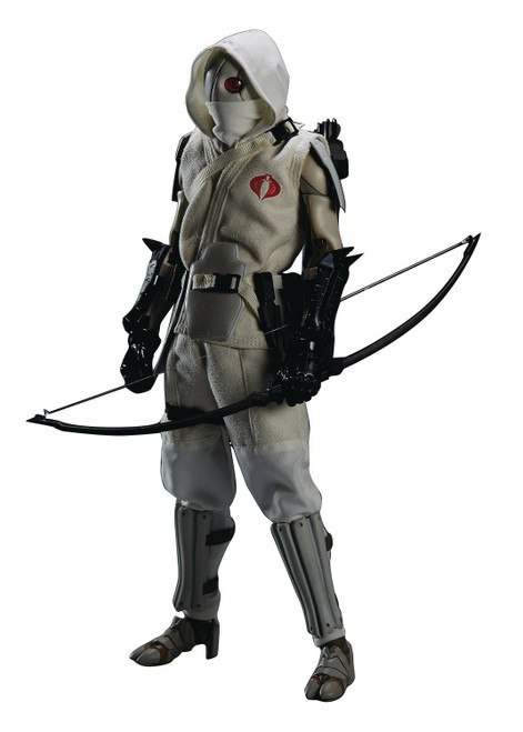 GI JOE x TOA Heavy Industries Storm Shadow Action Figure