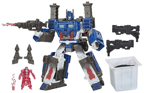 Transformers Generations Ultra Magnus Exclusive Leader Action Figure [Spoiler Pack]