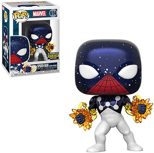 Funko Marvel Zombies POP! Movies Captain Universe Spider-Man Exclusive Vinyl Figure (Pre-Order ships January)