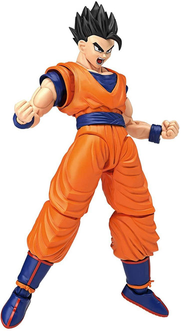 Dragon Ball Z Figure-Rise Standard Ultimate Son Gohan 7.1-Inch Model Kit Figure