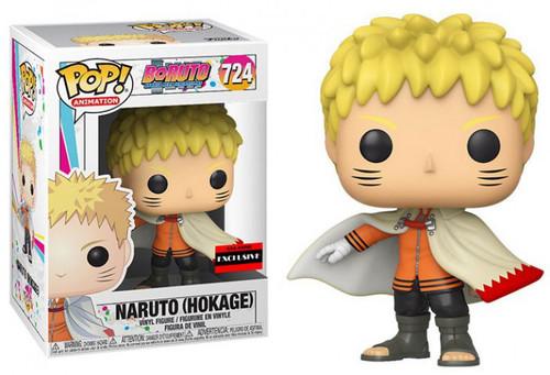Funko Boruto Naruto Next Generations Pop! Animation Naruto (Hokage) Exclusive Vinyl Figure #724 [Regular Version]