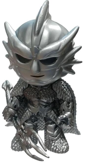 Funko DC Aquaman Ocean Master Orm (Metallic) 1/12 Mystery Minifigure [Loose]
