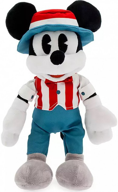 Disney Americana Mickey Mouse Exclusive 11-Inch Plush [2020]