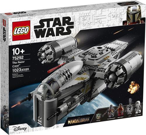 LEGO Star Wars The Mandalorian The Razor Crest Exclusive Set #75292