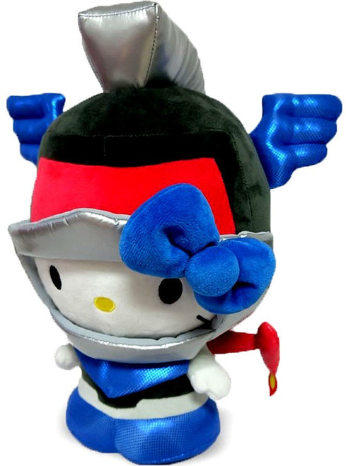 Hello Kitty Mechazoar Knight Plush