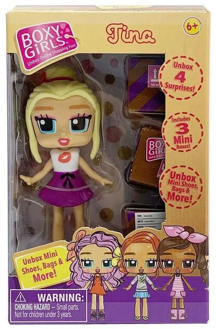 Boxy Girls Tina Mini Doll