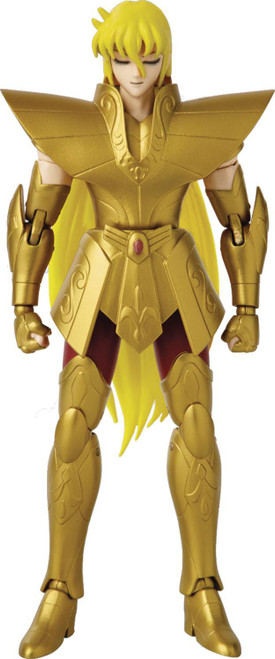 Saint Seiya Knights of the Zodiac Virgo Shaka Action Figure