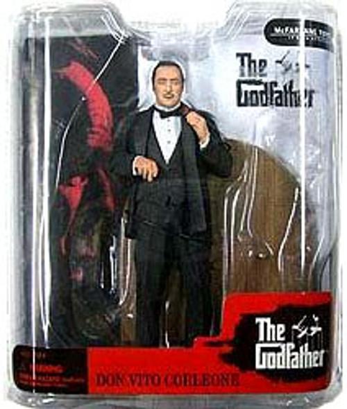 McFarlane Toys The Godfather Don Vito Corleone Action Figure