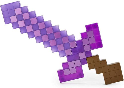 Minecraft Enchanted Sword Roleplay Toy