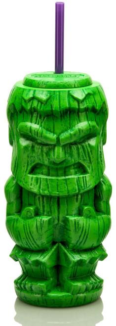 Marvel Geeki Tiki Hulk 8-Inch Plastic Tumbler
