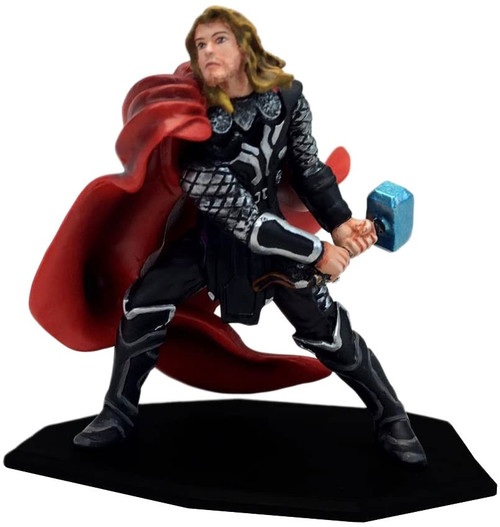 Marvel Avengers Age of Ultron Metal Miniature Thor Mini Figure