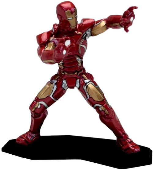 Marvel Avengers Age of Ultron Metal Miniature Iron Man Mini Figure