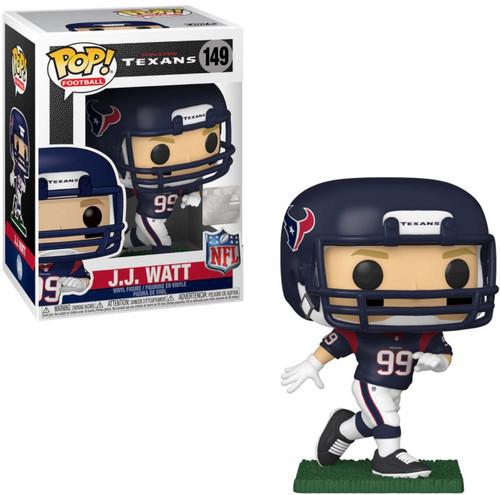 Funko NFL Houston Texans POP! Sports Football JJ Watt Vinyl Figure