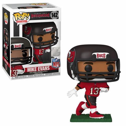 Funko NFL Tampa Bay Buccaneers POP! Sports Football Mike Evans Vinyl Figure #142