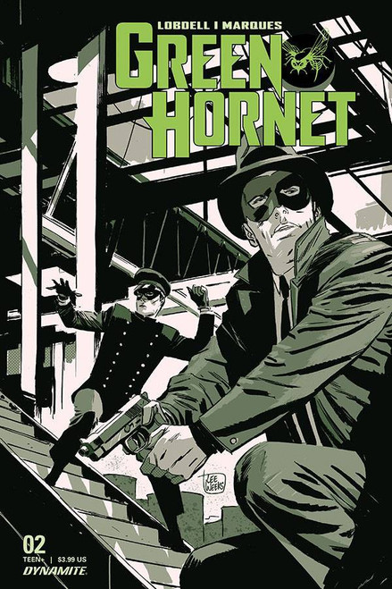 Dynamite Entertainment Green Hornet (Dynamite), Vol. 4 #2 Comic Book [Cover A Weeks]