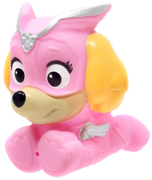 Paw Patrol Mighty Pups Charged Up Skye Bath Squirter
