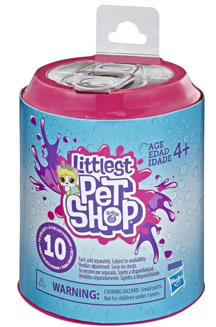 Littlest Pet Shop Series 2 Thirsty Pets Mystery Pack