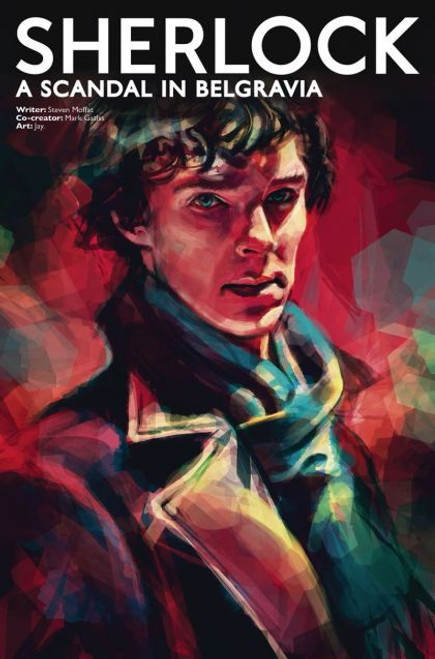 Titan Books Sherlock Scandal In Belgravia #3A Comic Book