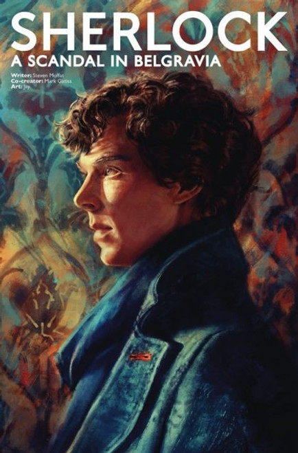 Titan Books Sherlock Scandal In Belgravia #2A Comic Book