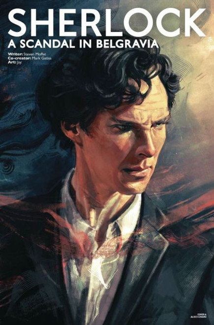 Titan Books Sherlock Scandal In Belgravia #1A Comic Book