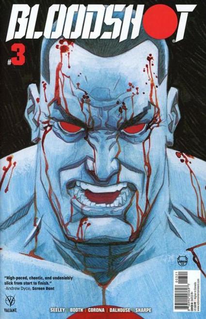 Valiant Comics Bloodshot, Vol. 4 #3B Comic Book